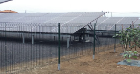 想定外の事故から人を守り発電所を守るためのフェンス